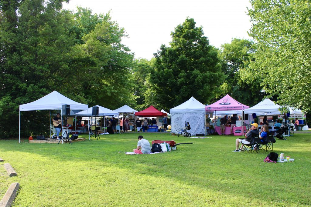 Hip Donelson Farmers Market